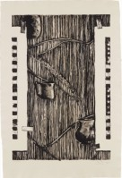 Jasper JOHNS | Ventriloquist | Lithograph available for sale on www.kunzt.gallery
