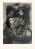 Jaume PLENSA | Untitled | Etching available for sale on www.kunzt.gallery