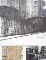 Javacheff CHRISTO | Museum of Modern Art, NY | Lithograph available for sale on www.kunzt.gallery
