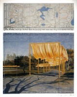 Javacheff CHRISTO | The Gates (i) | Lithograph available for sale on www.kunzt.gallery