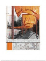Javacheff CHRISTO | The Gates, (n) | Lithograph available for sale on www.kunzt.gallery