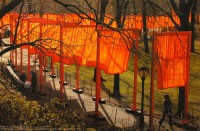 Javacheff CHRISTO   The Gates (s)   Lithograph available for sale on www.kunzt.gallery