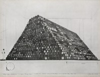 Javacheff Christo | Monuments, 3 | undefined available for sale on www.kunzt.gallery