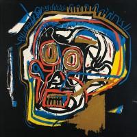 Jean-Michel Basquiat | Head | Screen-print available for sale on www.kunzt.gallery