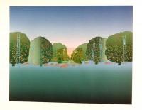 Jean-Michel FOLON | Je vous ecris de Florida | Silkscreen available for sale on www.kunzt.gallery