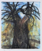 Jim Dine | The New Year's Tree | undefined available for sale on www.kunzt.gallery