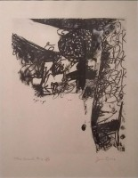 Jim DINE | The Crash #4 | Lithograph available for sale on www.kunzt.gallery