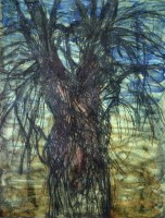 Jim Dine | Tree (A Female Robe for Karen McCready) | undefined available for sale on www.kunzt.gallery
