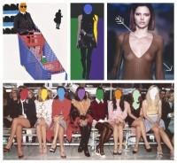 John BALDESSARI | Set of 4 screenprints | Silkscreen available for sale on www.kunzt.gallery