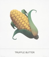 John Baldessari | Truffle butter | undefined available for sale on www.kunzt.gallery