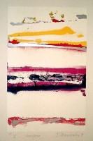 John CHAMBERLAIN | Hingham | Lithograph available for sale on www.kunzt.gallery