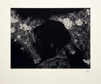 Leng BING-CHUAN | Whispering | Lithograph available for sale on www.kunzt.gallery
