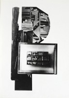 Louise NEVELSON | Nursery rhyme | Serigraph available for sale on www.kunzt.gallery