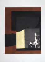 Louise NEVELSON | Untitled from 'Aquatints portfolio' | Aquatint available for sale on www.kunzt.gallery