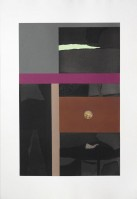 Louise NEVELSON | Untitled from 'Aquatints' portfolio | Aquatint available for sale on www.kunzt.gallery