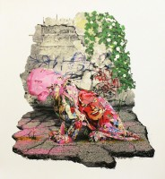 MR BRAINWASH | Nepal Relief Fundraiser | Screen-print available for sale on www.kunzt.gallery