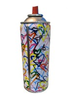 MR BRAINWASH | Spray Can | Mixed Media available for sale on www.kunzt.gallery