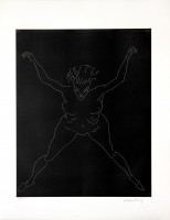Man RAY | Renee | Lithograph available for sale on www.kunzt.gallery