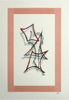 Man RAY | Untitled | Lithograph available for sale on www.kunzt.gallery
