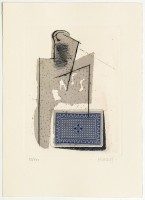 Manolo Valdés | Still Life VI | Etching available for sale on www.kunzt.gallery