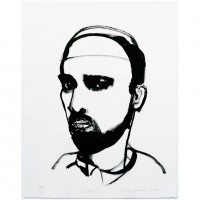 Marlene DUMAS | Semite | Lithograph available for sale on www.kunzt.gallery