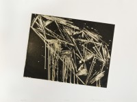 Mel BOCHNER | Day's Cove | Aquatint available for sale on www.kunzt.gallery