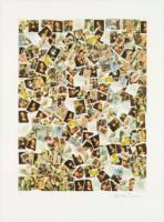 Nelson LEIRNER | Uma carta nao recebida | Lithograph available for sale on www.kunzt.gallery