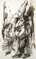 Per Kirkeby   Untitled   Watercolor available for sale on www.kunzt.gallery