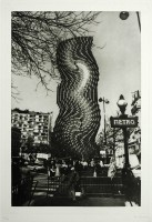 Pol BURY | Tour Montparnasse | Etching available for sale on www.kunzt.gallery