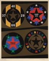 Robert Indiana | The American dream | undefined available for sale on www.kunzt.gallery