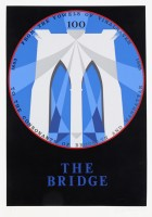 Robert Indiana | Brooklyn Bridge from