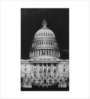 Robert LONGO | Untitled (Capitol Detail) | Archival Print available for sale on www.kunzt.gallery