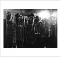 Robert LONGO | Untitled (Riot Cops) | Archival Print available for sale on www.kunzt.gallery