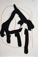 Robert MOTHERWELL | Beau Geste I | Lithograph available for sale on www.kunzt.gallery