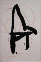 Robert MOTHERWELL | Beau Geste VI | Lithograph available for sale on www.kunzt.gallery