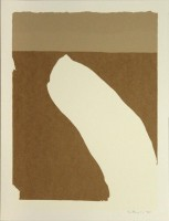 Robert MOTHERWELL | Flight | Lithograph available for sale on www.kunzt.gallery
