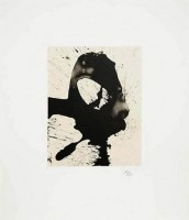 Robert MOTHERWELL | Nocturne I | Lithograph available for sale on www.kunzt.gallery