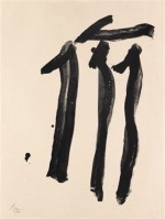 Robert MOTHERWELL | The Dalton Print | Lithograph available for sale on www.kunzt.gallery