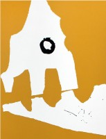 Robert Motherwell | Untitled | Screen-print available for sale on www.kunzt.gallery