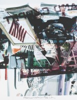 Robert RAUSCHENBERG | 2K | Screen-print available for sale on www.kunzt.gallery