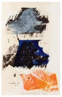 Robert RAUSCHENBERG | Lion Rhyme | Lithograph available for sale on www.kunzt.gallery