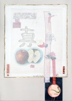 Robert RAUSCHENBERG | Truth | Collage available for sale on www.kunzt.gallery