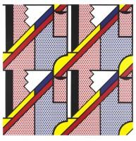 Roy Lichtenstein | Modern Print | Lithograph available for sale on www.kunzt.gallery