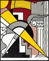 Roy Lichtenstein | Stedelijk Museum Amsterdam | Lithograph available for sale on www.kunzt.gallery