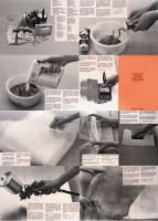 Rudolf Stingel | Instructions | Silkscreen available for sale on www.kunzt.gallery
