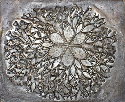 Ruth ASAWA | Bronze Flower | Bronze available for sale on www.kunzt.gallery