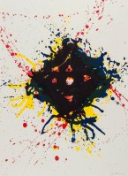 Sam Francis | Papierski | Lithograph available for sale on www.kunzt.gallery