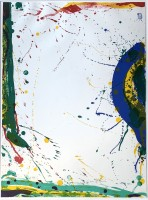 Sam FRANCIS | Untitled (SF-315) | Lithograph available for sale on www.kunzt.gallery