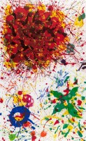 Sam FRANCIS | Untitled SF14431 | Lithograph available for sale on www.kunzt.gallery