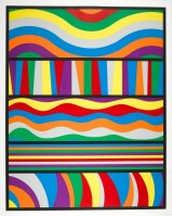 Sol LEWITT | Linclon Center Print | Serigraph available for sale on www.kunzt.gallery